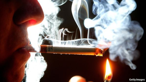 Causes and effects of smoking