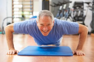 Exercise after having a heart attack